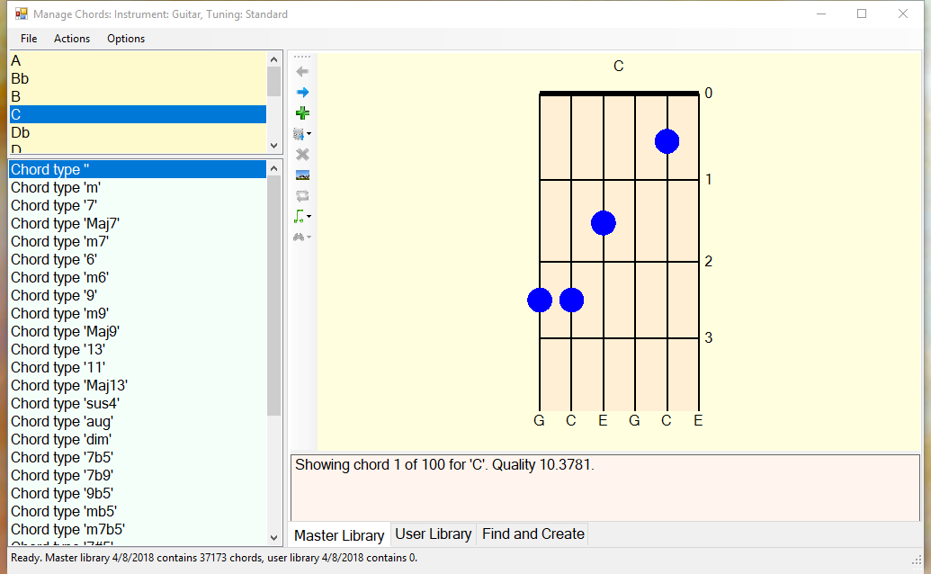 Guitar And Other Chords Analysis And Usage
